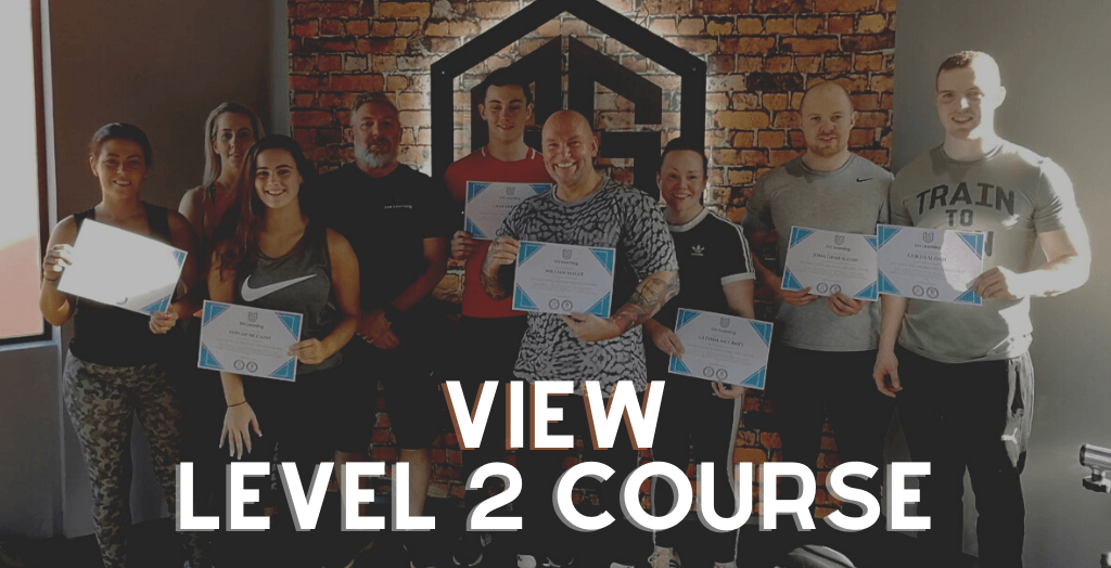 Level 2 Fitness Instructor Practical Teaching | March'21 8