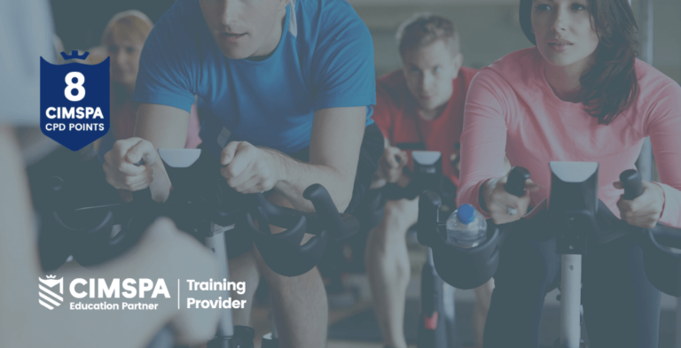 Indoor Cycle Instructor CPD - November 6th 9