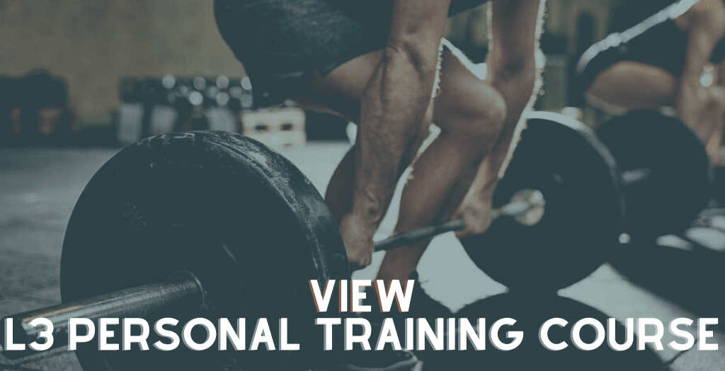 Level 3 Personal Trainer Practical Teaching | January '21 9