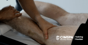 Level 3 Diploma in Sports Massage Evenings 19