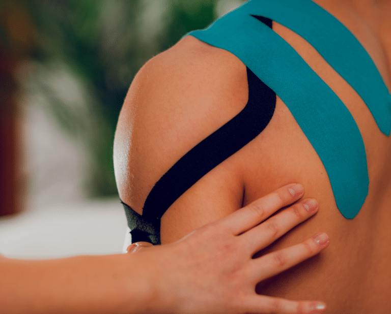 Kinesio Taping CPD Course 7