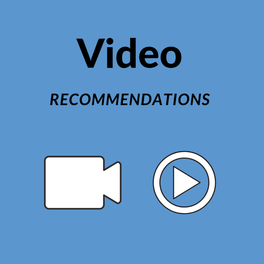 Video Recommendations 10