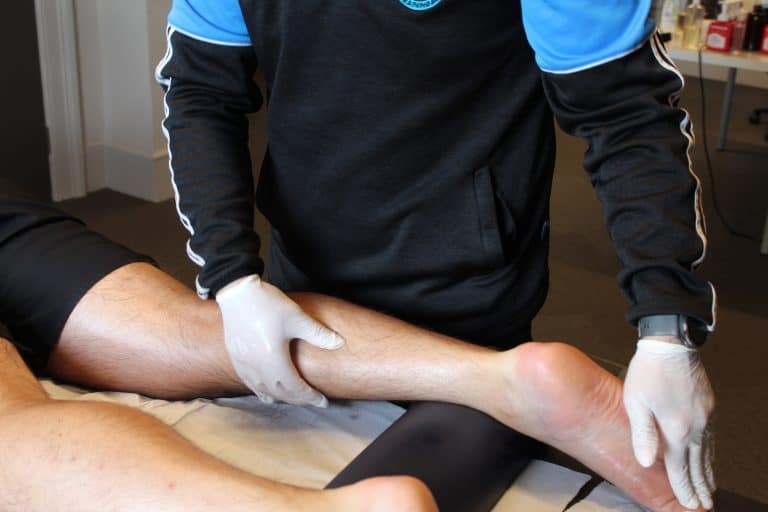 Level 3 Diploma in Sports Massage - Intensive 9