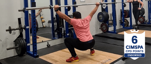 Olympic Lifting Workshop (8th October) 7